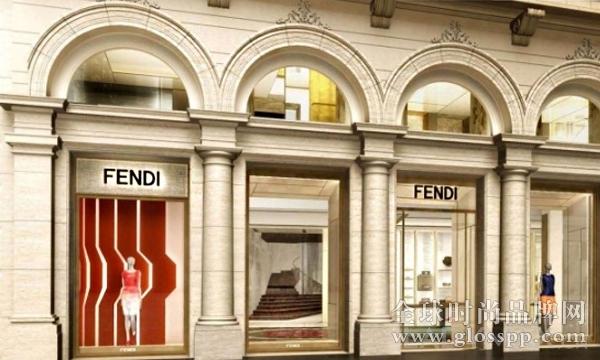资讯Fendi为提升品牌认知度 重新改造全球最大旗舰店Palazzo Fendi